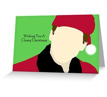 Classy Christmas Greeting Card