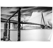 floating bridge_1 Poster