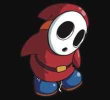 Super Mario Bros. - Shy Guy Baby Tee