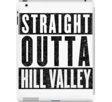A Hood Place to Live iPad Case/Skin