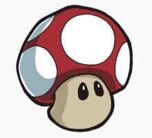 Super Mario Bros. - Mushroom Kids Clothes