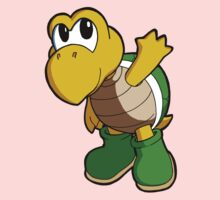 Super Mario Bros. - Koopa Troopa Kids Clothes