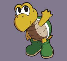 Super Mario Bros. - Koopa Troopa Kids Clothes