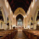 St.James's church, Weybridge by Rachael Talibart