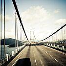 Over the Bridge by lokanin