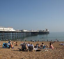 Brighton Pier by Jack Bailey