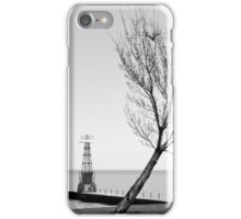 Alone against the Wind iPhone Case/Skin