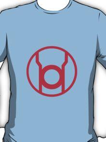 Red Lantern Corps Symbol T-Shirt