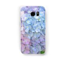 Multi-Colored Hydrangea Samsung Galaxy Case/Skin