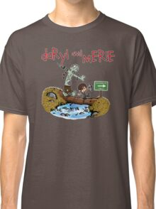 Daryl and Merle Classic T-Shirt
