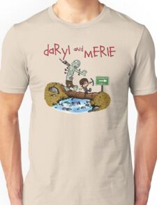 Daryl and Merle Unisex T-Shirt