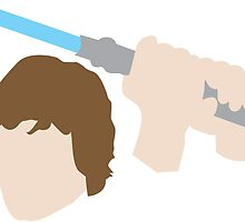 Jedi Knight Inspired Design by Geoff Pavey