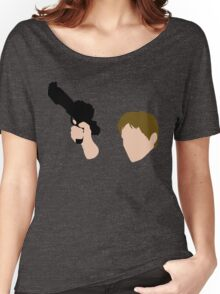 He Shot First Women's Relaxed Fit T-Shirt