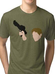 He Shot First Tri-blend T-Shirt