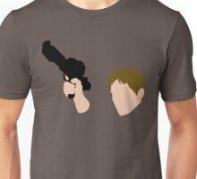 He Shot First Unisex T-Shirt