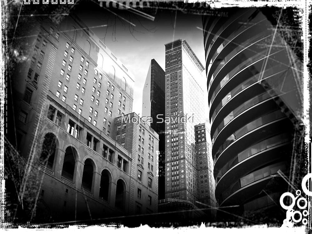Manhattan#5 by Mojca Savicki