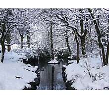 My Secret Place - Stamford Park, Lancashire Photographic Print
