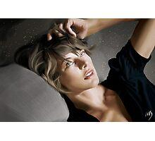 Milla Jovovich Photographic Print
