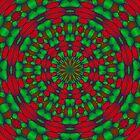 Fiesta Kaleidoscope by Beatriz  Cruz