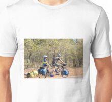 Bonding on Kakadu Unisex T-Shirt