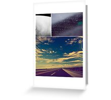 Come on, take the journey Greeting Card