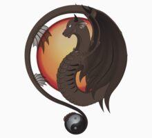 Dragon Yin Yang by mralan