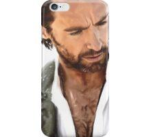 Hugh Jackman iPhone Case/Skin