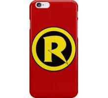 Damian Wayne Robin Symbol iPhone Case/Skin