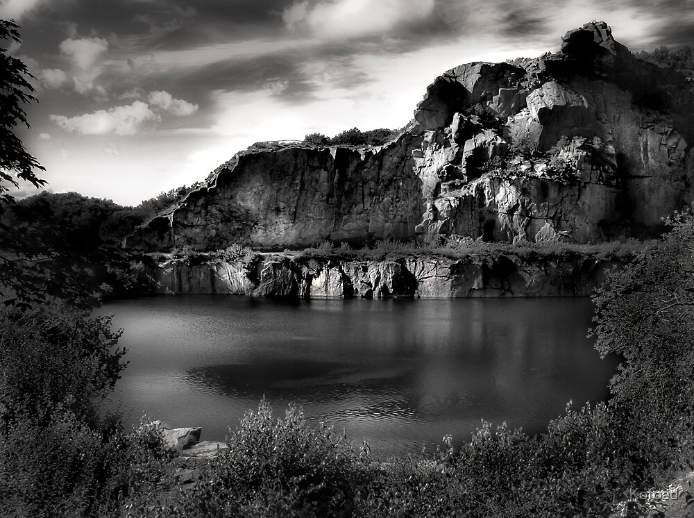 The Opal Lake #1 by Kofoed