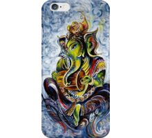 Ganesha 1 iPhone Case/Skin