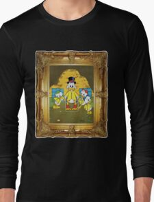 Breaking Ducktales Long Sleeve T-Shirt