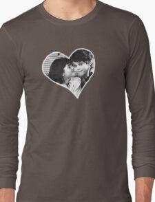Kevin and Winnie Long Sleeve T-Shirt
