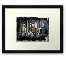 Manhattan#7 Framed Print