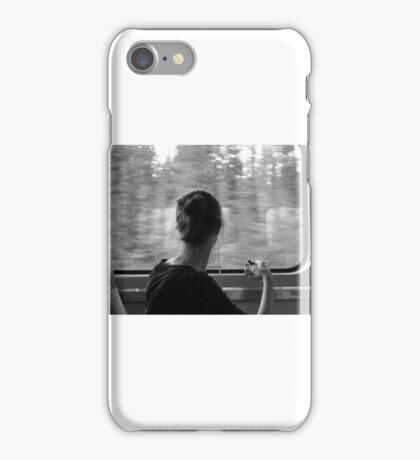 Train Traveller iPhone Case/Skin