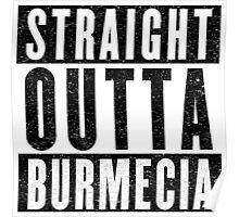 Burmecia Represent! Poster