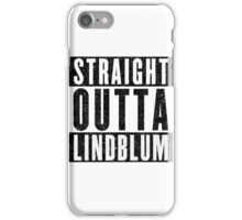 Lindblum Represent! iPhone Case/Skin