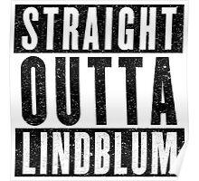 Lindblum Represent! Poster