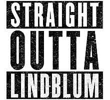 Lindblum Represent! Photographic Print