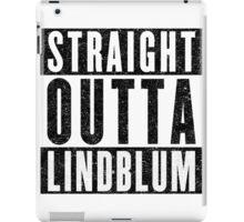Lindblum Represent! iPad Case/Skin