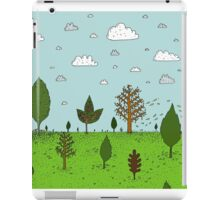 Leaves and Trees iPad Case/Skin
