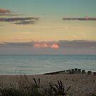 Sea Sunset by ChelseaBlue