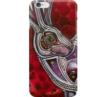 The Trickster Rabbit iPhone Case/Skin