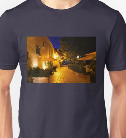 Gassin by Night on the French Riviera Unisex T-Shirt