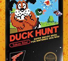 Duck Hunt Takes Aim! by MegaMooseMan