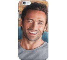 Hugh Jackman Art iPhone Case/Skin
