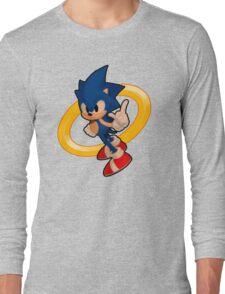 Sonic Ring Long Sleeve T-Shirt