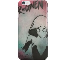 Spider-Gwen  iPhone Case/Skin
