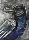 Storm Crow by Lynnette Shelley