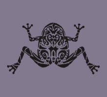 Tribal Frog by Aimée Becker
