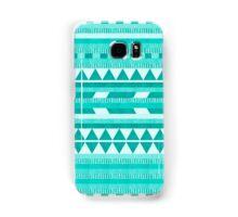 Mint Aztec  Samsung Galaxy Case/Skin